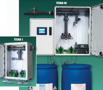 TITAN - High Volume Chlorine Dioxide Generator